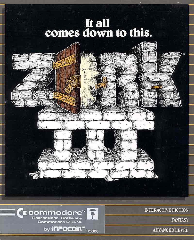 Image result for zork 3