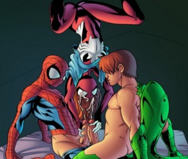 Porn Comics Tracy Scops Ultimate Spider Man Xxx 11 Spidercest Free Porn