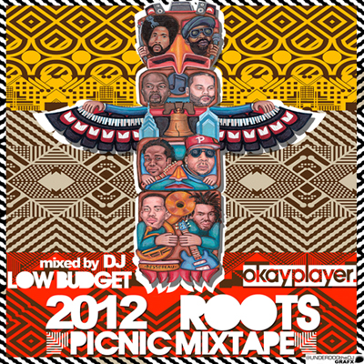 2012 Roots Picnic Mixtape by DJ Low Budget
