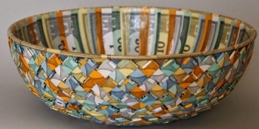 Monopoly Chain bowl