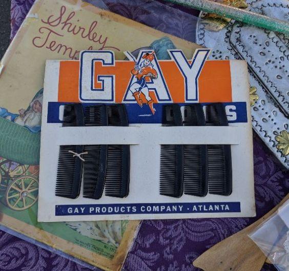 Gay combs