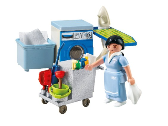 Playmobil Housekeeping Service