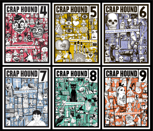 Crap Hound by Sean Tejaratchi