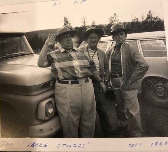 The Three Stooges at Yosemite