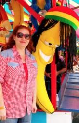 Rastah Banana and Rusty Blazenhoff