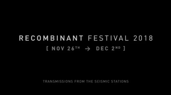 Recombinant Festival 2018