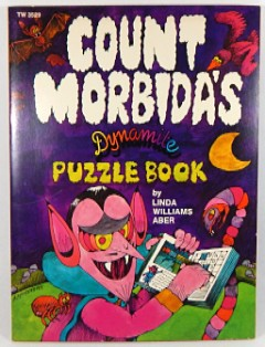 Count Morbida's Dynamite Puzzle Book