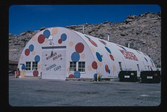 The Wonder Bread Store, B-80, Rock Springs, Wyoming