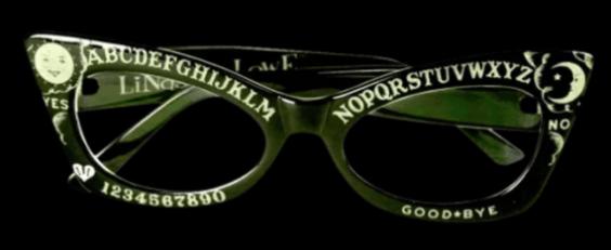 Lindsay Lowe eyeglasses