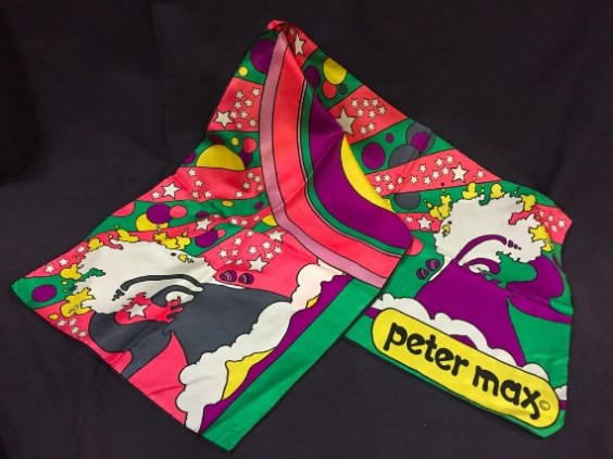 Peter Max scarf