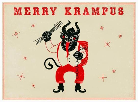 M0XY Krampus Party and Bazaar