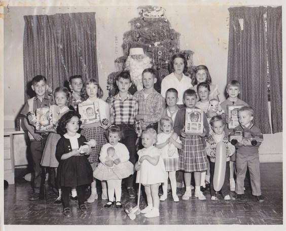 Christmas at the Orphanage