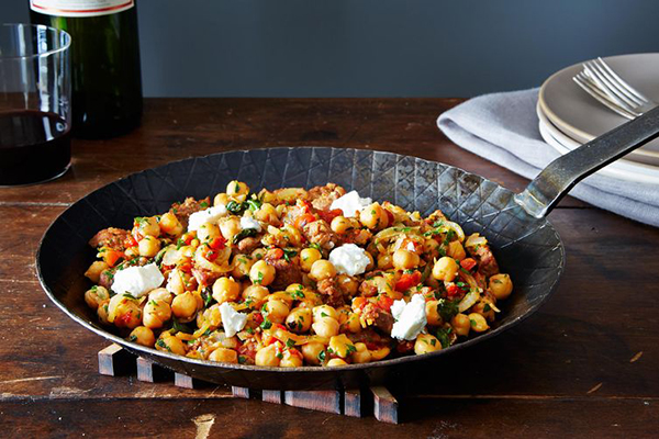 New Chickpea Recipes