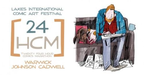 Warwick Johnson-Cadwell