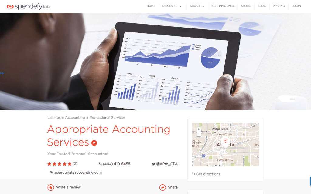Appropriate Accounting Services