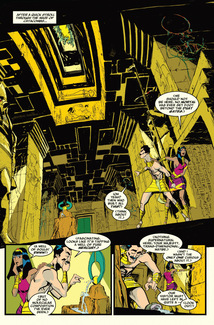 Action Lab, Comics, Superhero, Albert Einstein, Marvel, Fantastic Four, Time, Mason, Nostalgia, Sci-Fi