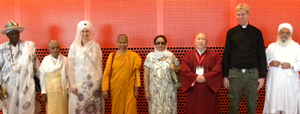 Religious and Spiritual Leaders at the 2009 Parliament, Melbourne