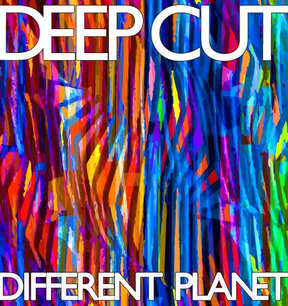 Deep Cut 'Different Planet' cover