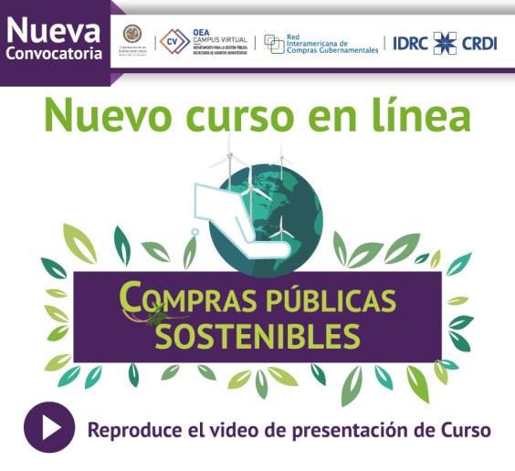 Curso en línea sobre Compras Sostenibles. Espéralo en el 2016