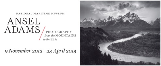 Ansel Adams: Photography from the Mountains to the Sea