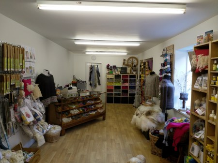 New Shop layout