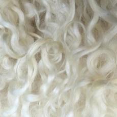 Wensleydale Natural fleece