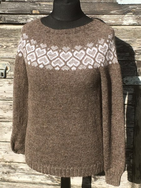 After the Rain Sweater