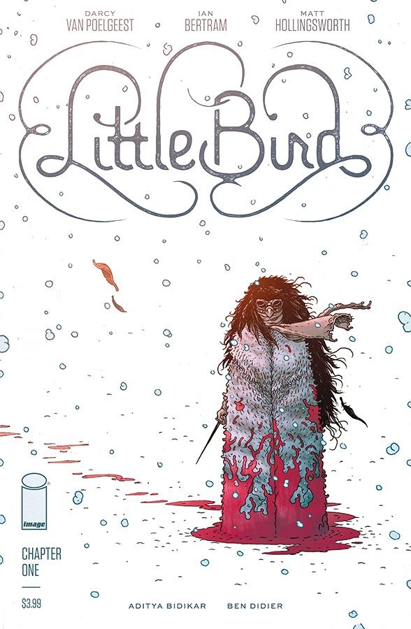 LITTLE BIRD #1 cover art