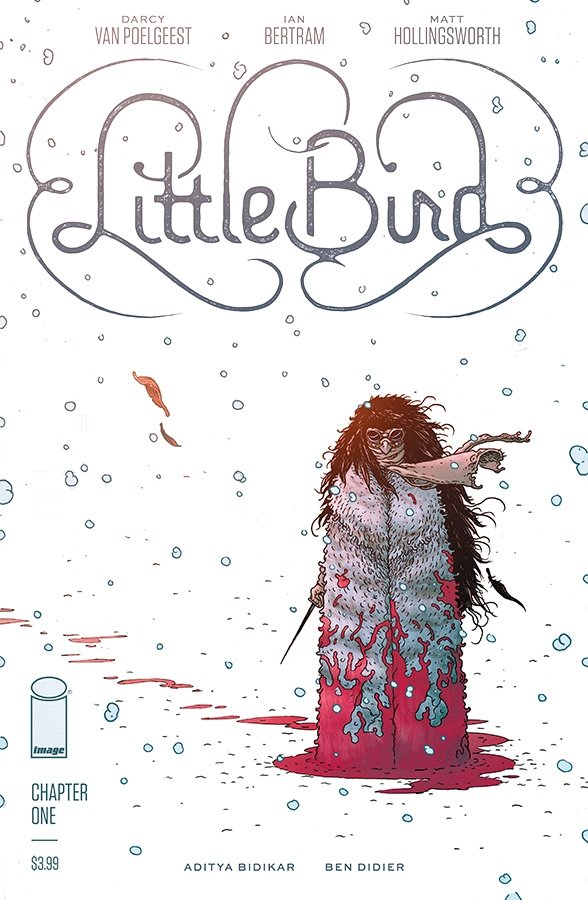 LITTLE BIRD #1 cover art