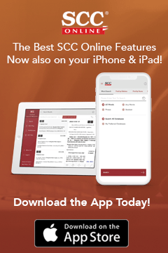 SCC Online iOS Mobile App