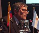 Ing. Daniel Iglesias en el Seminario