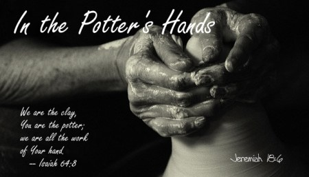 potter and the clay bible verses
