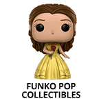 Funko Pop Collectibles- Belle Beauty and the Beast