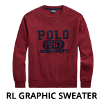 Ralph Lauren Graphic Sweater
