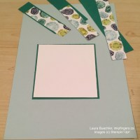Tutorial: Centre Step Card