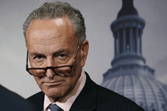 Schumer's Plan to Keep Obama Appointees in Power