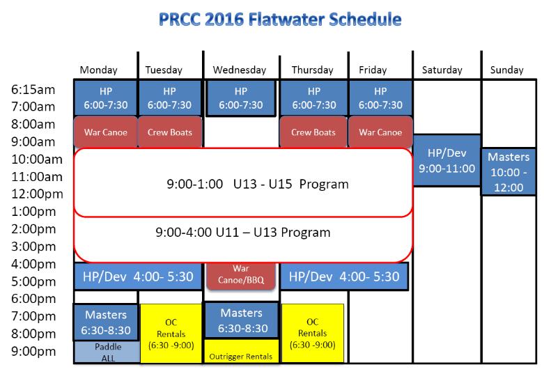 2016-PRCC-Schedule