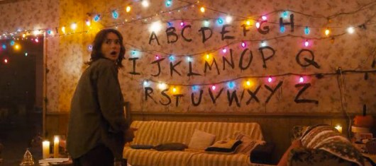 Stranger Things Dance Party