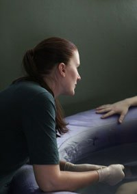 Midwife Shows Beauty of Birthing