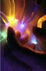 Esogetics heals with color, light, crystal