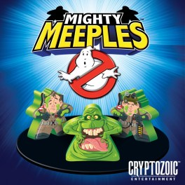 Mighty Meeples Ghostbusters