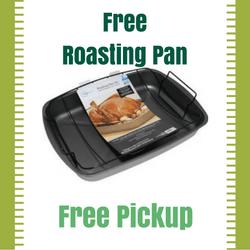 Free Roasting Pan