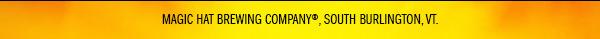 Magic Hat Brewing Company