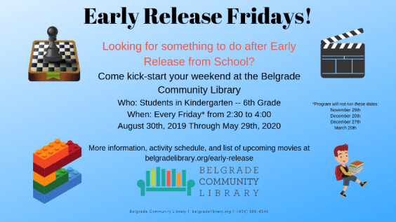 Early Release Information