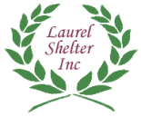 Laurel Shelter logo