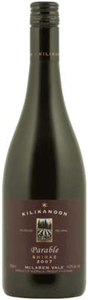 Kilikanoon Parable Shiraz 2007