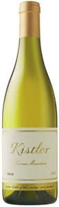 Kistler Sonoma Mountain Chardonnay 2009