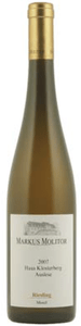 Markus Molitor Haus Klosterberg Riesling Auslese 2007