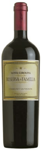 Santa Carolina Reserva De Familia Cabernet Sauvignon 2009