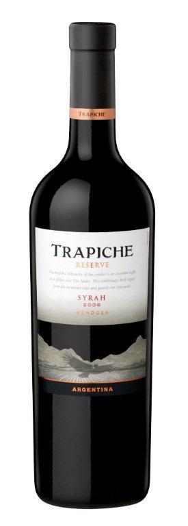 Trapiche Reserve Syrah 2008